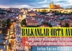 Kurban Bayrami'Nda  Orta Avrupa Ve Balkan Yildizlari Kesin Çıkış 09-18 Eylül 2016