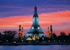 Bangkok (3) & Pattaya (3) 08-15 Ağustos 2018