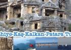 Likya Kentleri Fethiye-Kaş-Kalkan-Patara-Demre Olimpos  Yaz Turu 3 Gece 4 Gün 28 Nisan - 01 Mayıs 2018