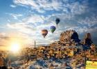 Kapadokya-Ihlara-Güzelyurt-Melendiz Turu Termal Otel Konaklamalı 22-23 Ekim 2016