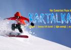 Kartalkaya Kayak Turu 25 Şubat 2017
