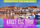 Çanakkale-Kazdağlari-Bozcaada-Ayvalik Turu -Tam Pansiyon Promosyon-Kesin Çıkış 26-30 Ağustos 2016