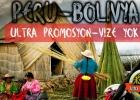 Peru-Bolivya Turu-Ultra Promosyon 3*oteller-Vize Yok-1399€- 14-22 Eylül 2017